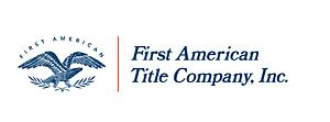 First-American-Title-Company