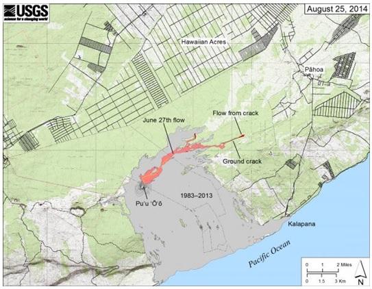 Kilauea Map Usgs on east rift zone of kilauea, hawaii kilauea, first eruption of mount kilauea, last eruption of kilauea, volcano kilauea,